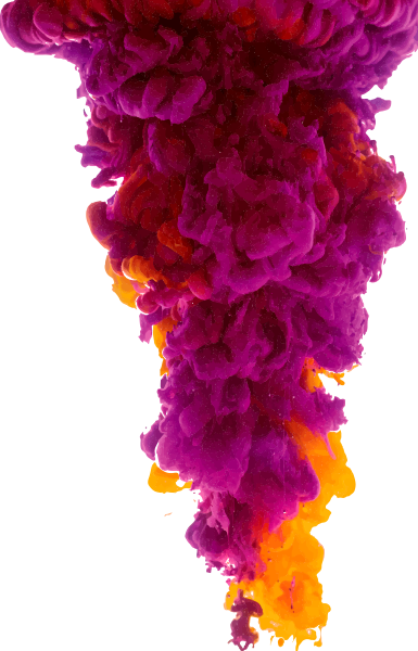 Graphic Design Smoke Cloud