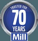 Mill Volvo Logo