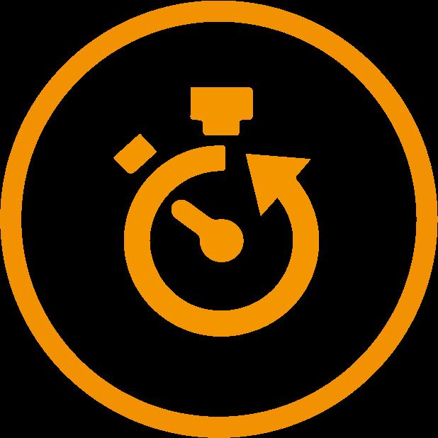 turnaround support icon