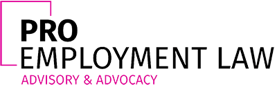 Pro Employment Law Logo
