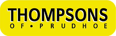 Thompsons of Prudhoe Logo