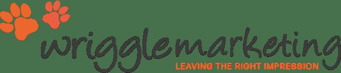 Wriggle Marketing Logo